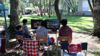 木陰でテレビゲームまで?!夏の週末だけ現れる緑の市場『十勝ファーマーズマーケット』レポ